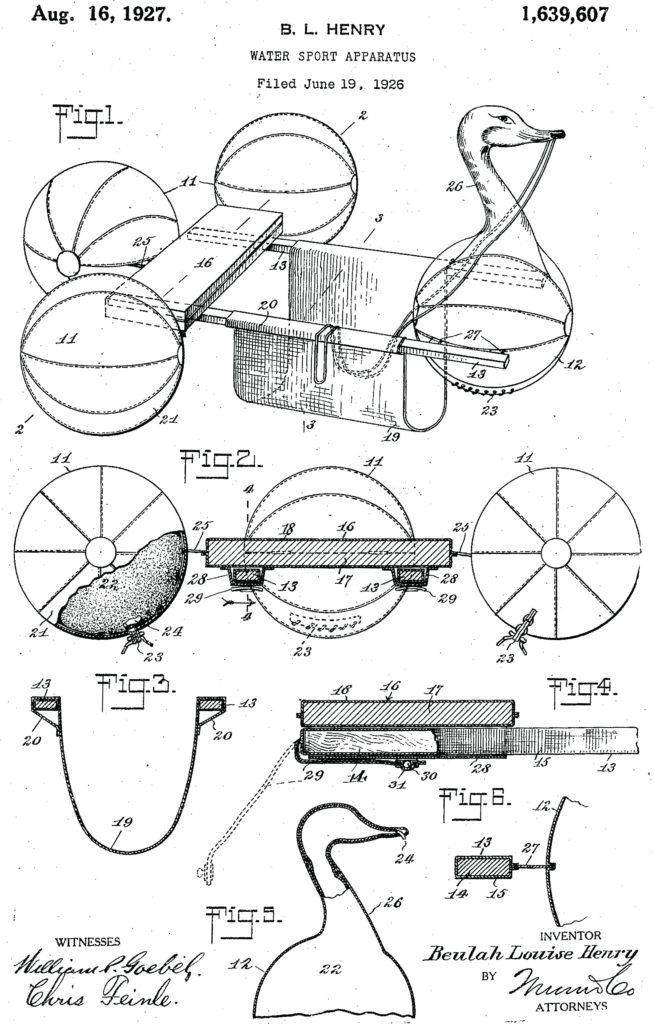 patente-flotador