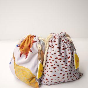 Bolsa para guardar pañuelo